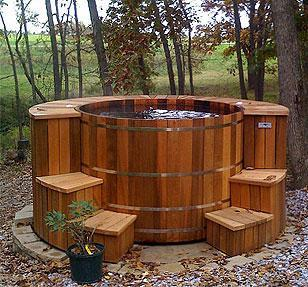 build a hot tub